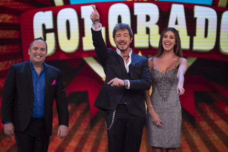 Scintilla, Paolo Ruffini e Belen Rodriguez