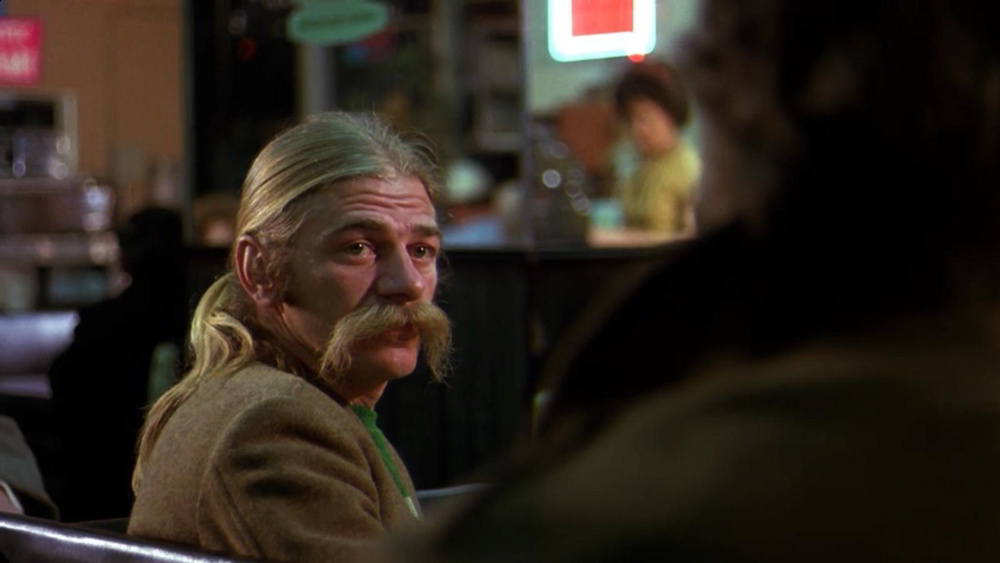 Seymour Cassel in Minnie e Moskowitz