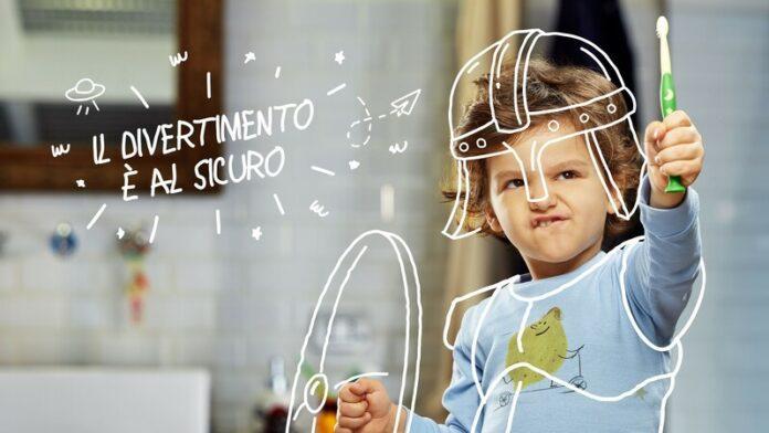 Sky Q - campagna Kids