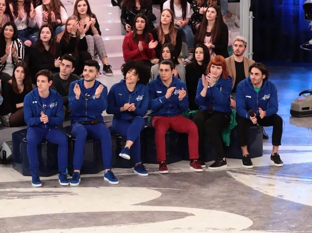 Squadra blu Amici 18