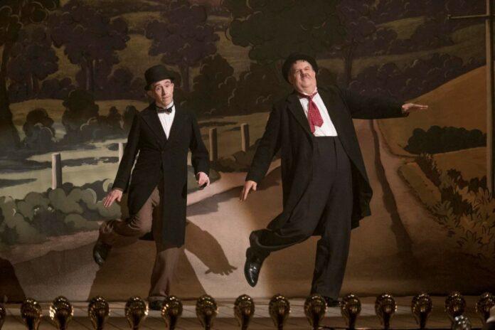 Stanlio e Ollio - John C. Reilly e Steve Coogan