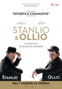 Stanlio e Ollio - locandina