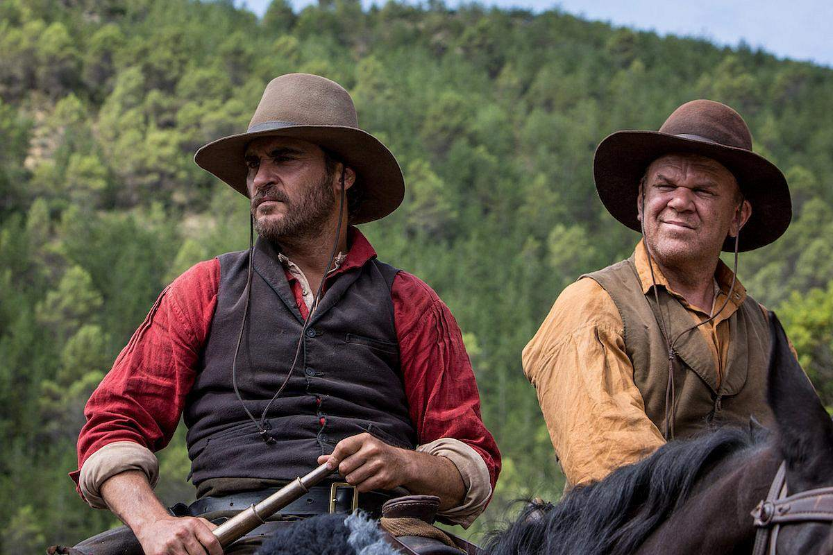 The Sisters Brothers - Joaquin Phoenix & John C. Reilly