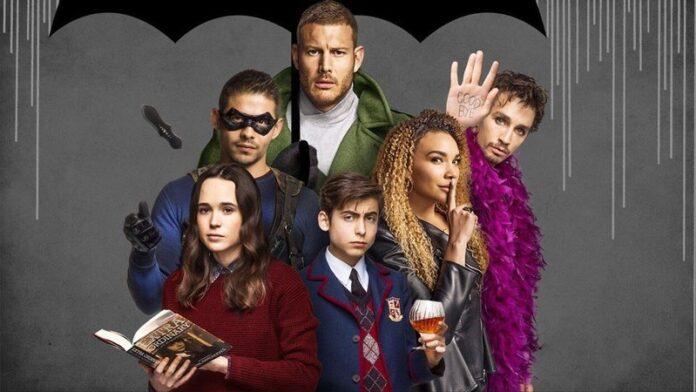 The Umbrella Academy - cast
