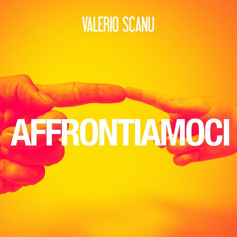 Valerio Scanu - Affrontiamoci cover
