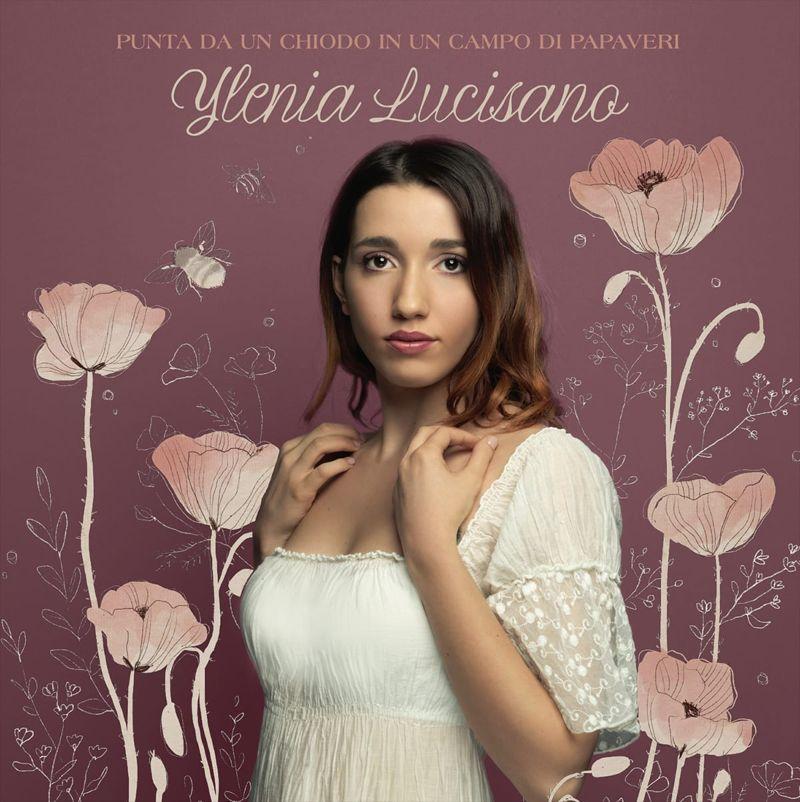 Ylenia Lucisano - Punta da un chiodo in un campo di papaveri cover