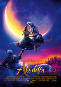 Aladdin - locandina