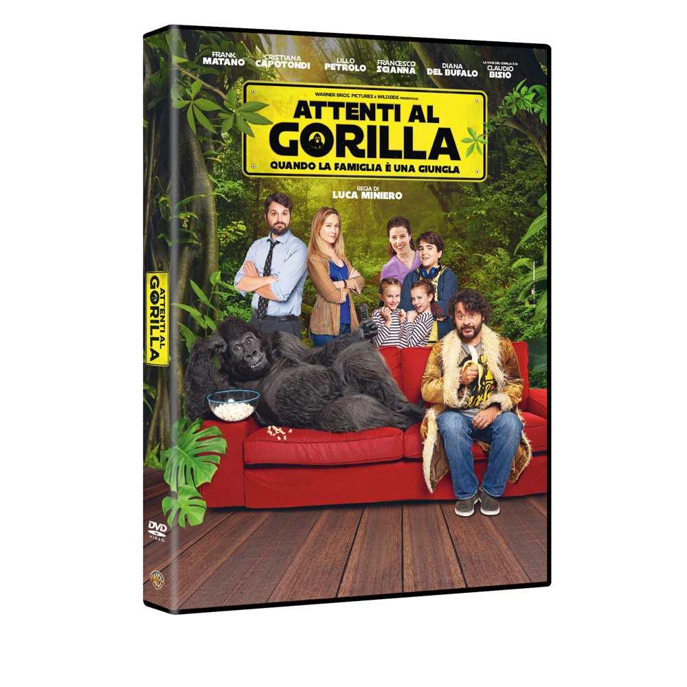 Attenti al gorilla - Warner Bros.
