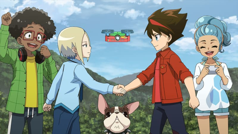 Bakugan - Series Con