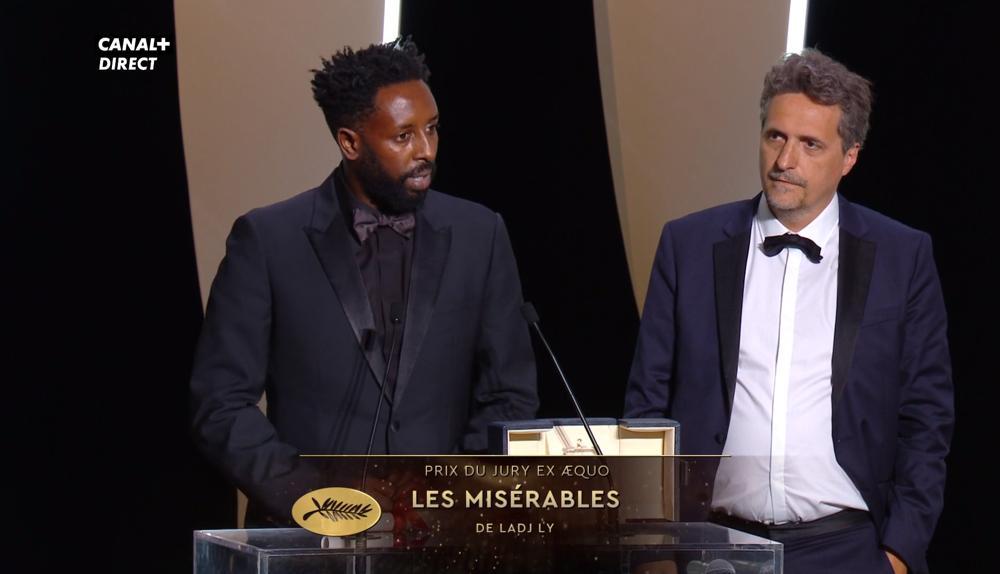 Cannes 2019 - Ladj Ly Premio della Giuria Les Misérables