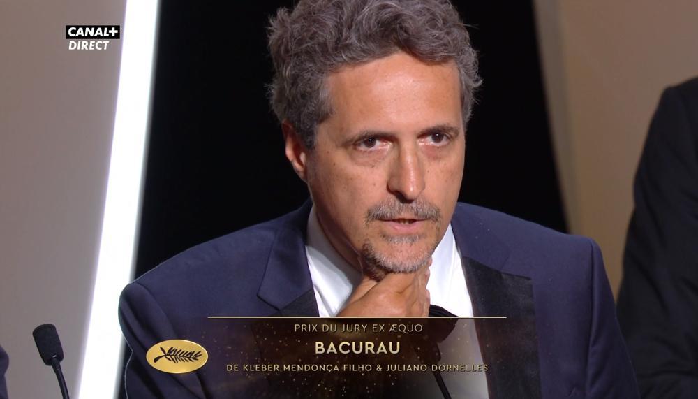 Cannes 2019 - Kleber Mendonça Filho Premio della Giuria Bacurau