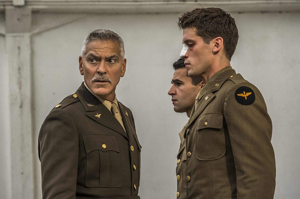 Catch 22 - George Clooney e Christopher Abbott
