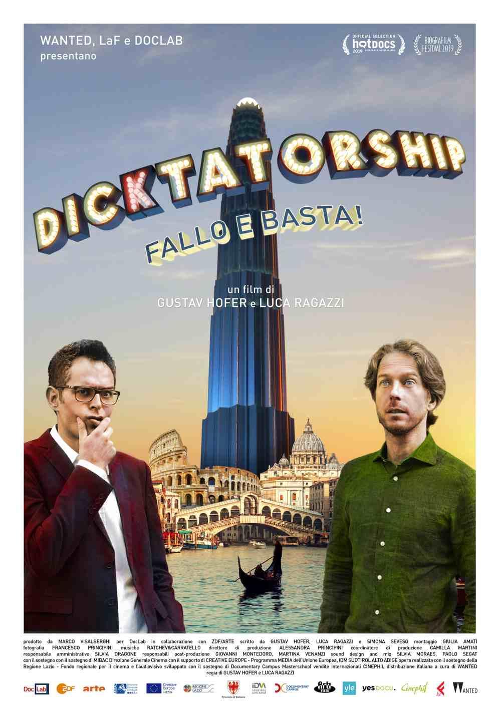 Dicktatorship – Fallo e basta!