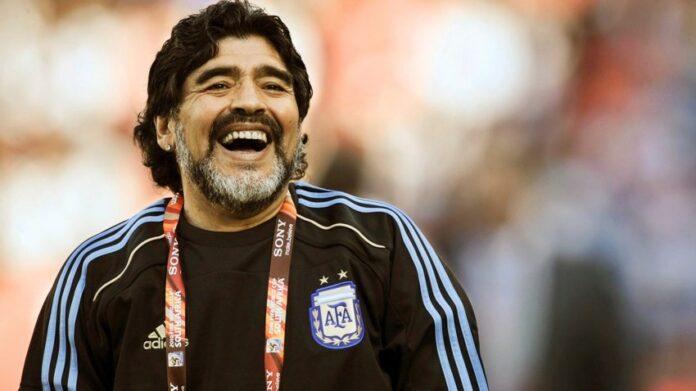 Diego Armando Maradona
