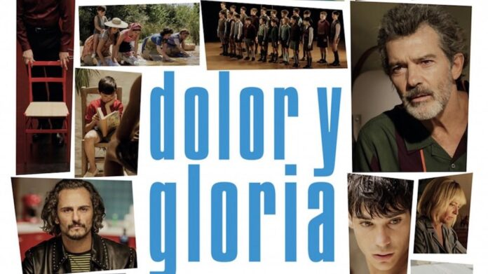 Dolor y Gloria - locandina