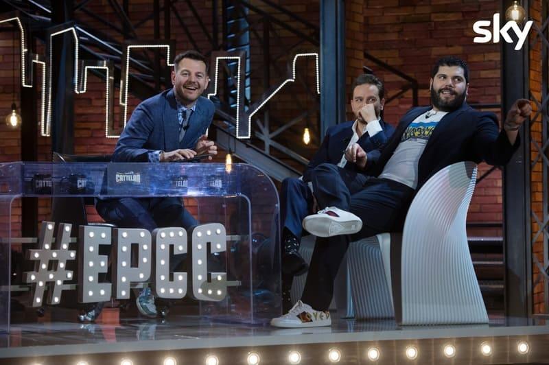 EPCC - Alessandro Cattelan, Arturo Muselli e Salvatore Esposito