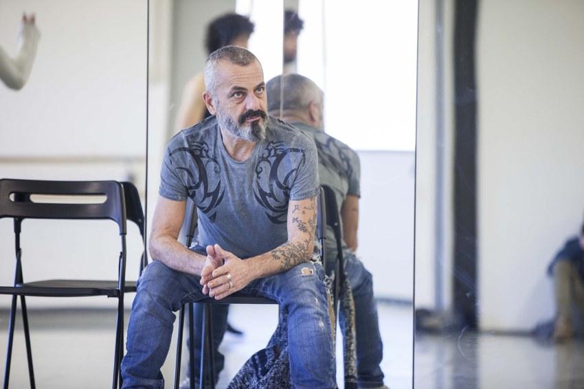 Fabrizio Monteverde di Io, Don Chisciotte