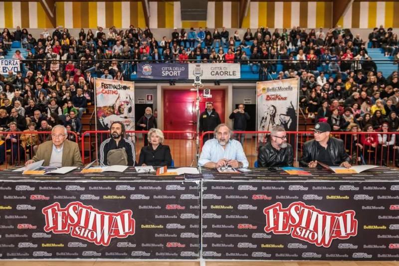 Festival Show Casting 2019 - Giuria
