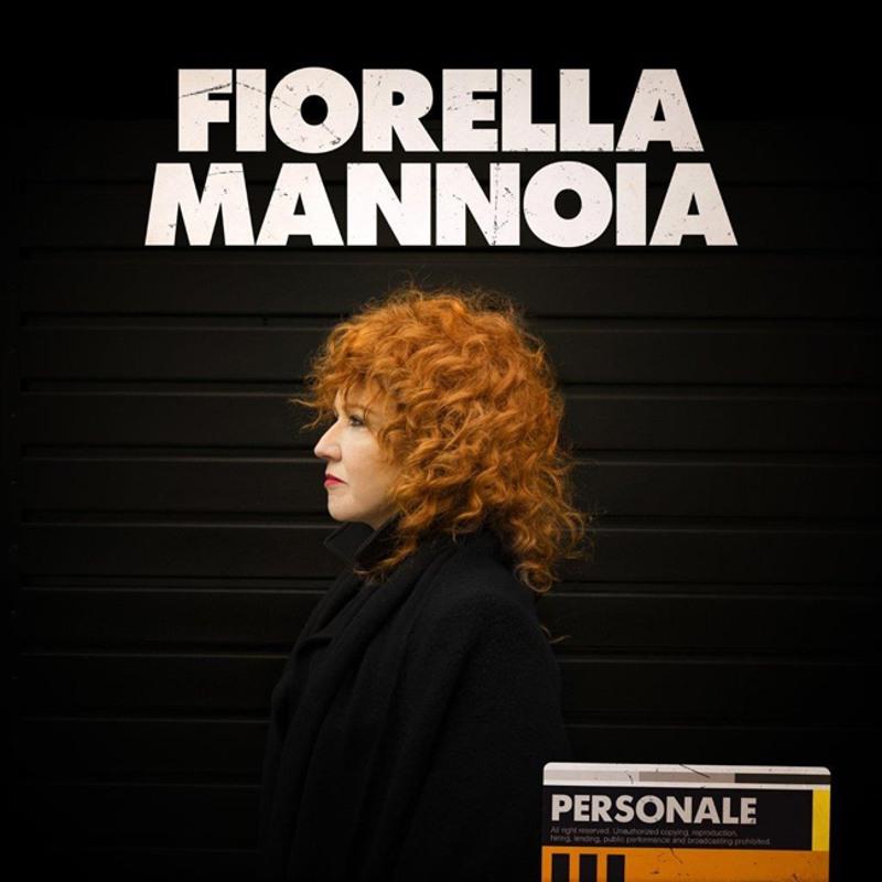 Fiorella Mannoia - Personale cover