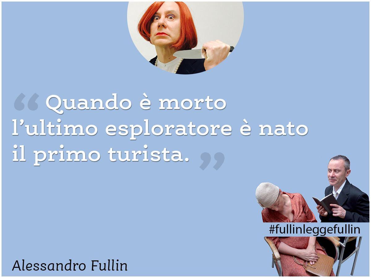 Fullin legge Fullin - Una battuta