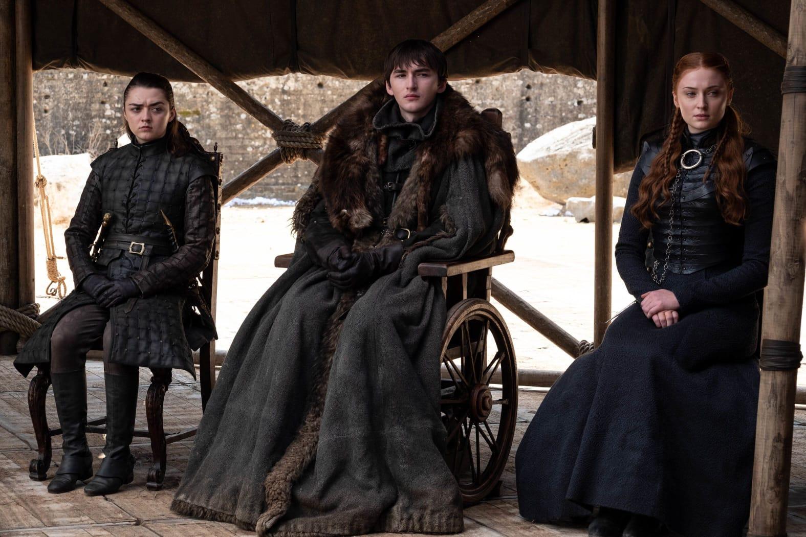 Game-of-Thrones-Arya-Bran-e-Sansa