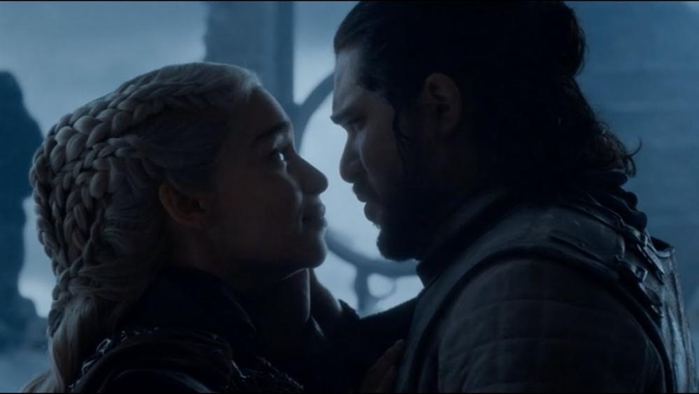 Game of Thrones - Daenerys e Jon