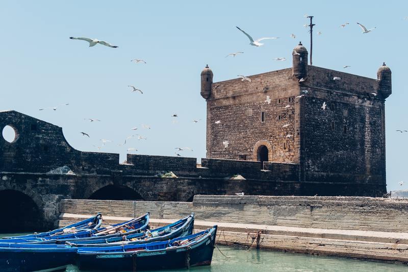 Game of Thrones location - Essaouria