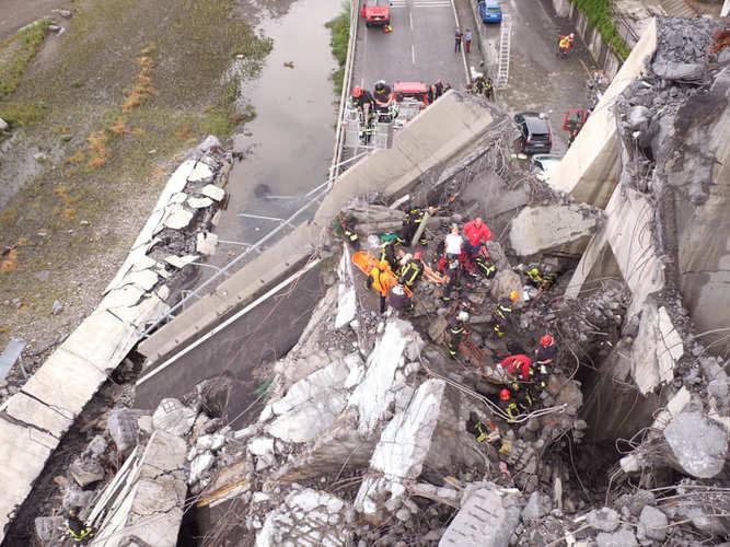Il Ponte di Genova cronologia di un disastro - National Geographic