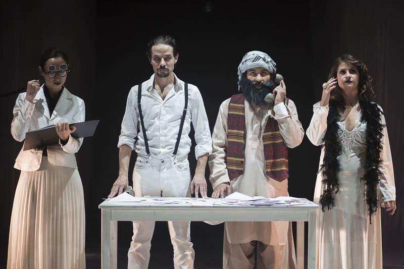 Il cielo è cosa nostra - Teatro Tor Bella Monaca