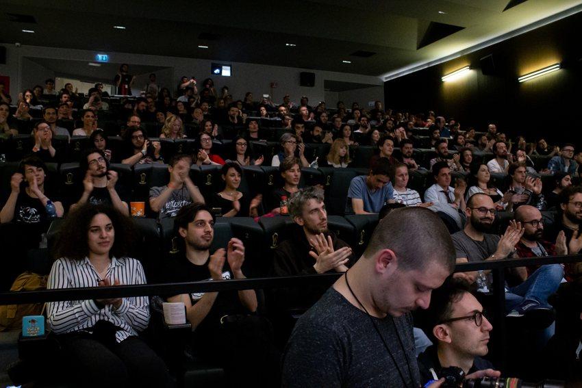 Il cinema La Gran Guardia di Livorno