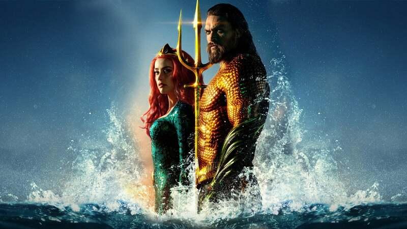 Infinity - Aquaman