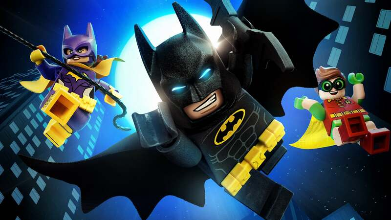 Infinity - LEGO Batman