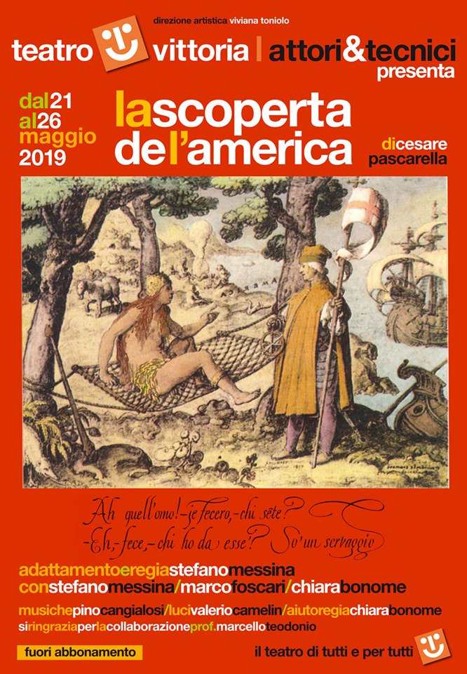 La scoperta de l'America