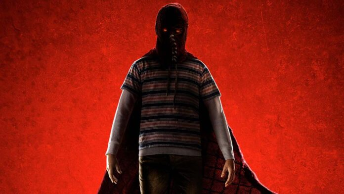L'angelo del male - Brightburn - Cover