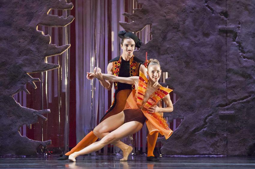 Lo schiaccianoci con il Balletto di Roma