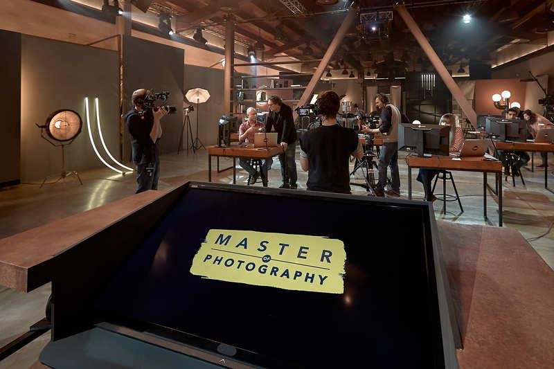 Master of Photography Sky Arte