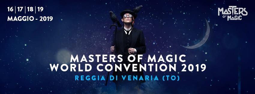 Masters of Magic World - Reggia di Venaria