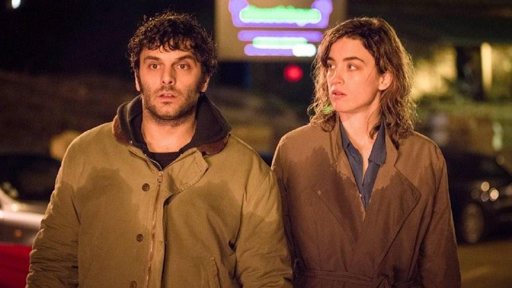 Pallottole in libertà - Pio Marmaï e Adèle Haenel