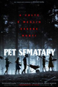 Pet Sematary - locandina