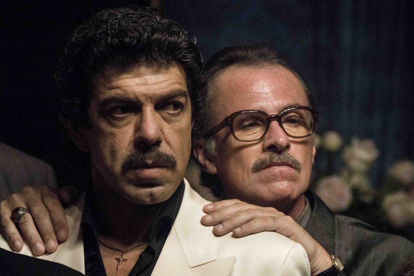 Pierfrancesco Favino e Fabrizio Ferracane sono Tommaso Buscetta e Pippo Calò