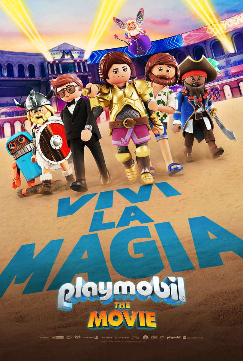 Playmobil the Movie - poster