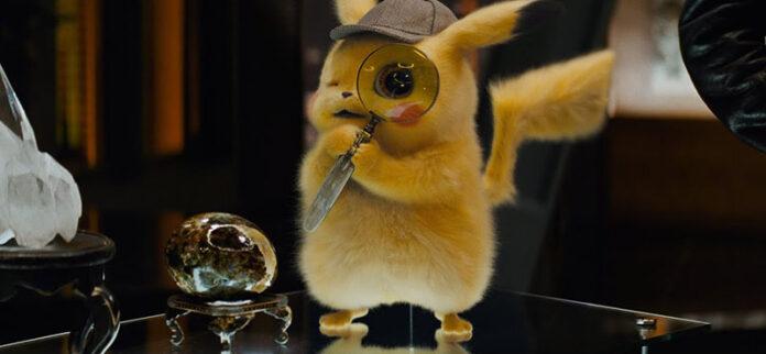 Pokémon Detective Pikachu: Pikachu indaga sulla sparizione di Harry Goodman