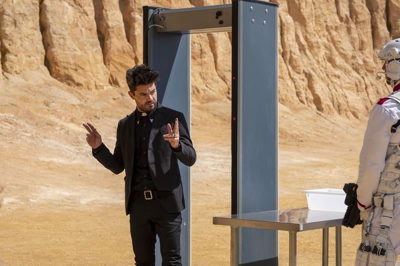 Preacher 4x01 - Dominic Cooper (Jesse Custer)