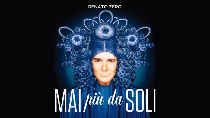 Renato Zero - Mai più da soli copertina