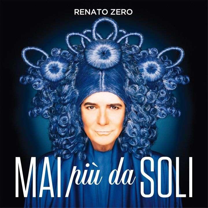 Renato Zero - Mai più da soli cover 2