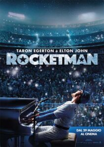 Rocketman - locandina