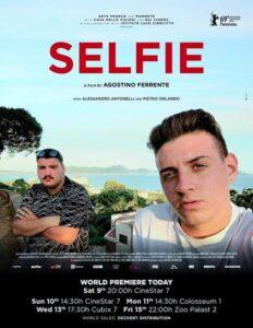 Selfie - locandina