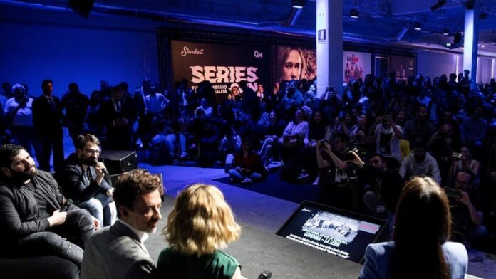 Series Con - Incontro Gomorra