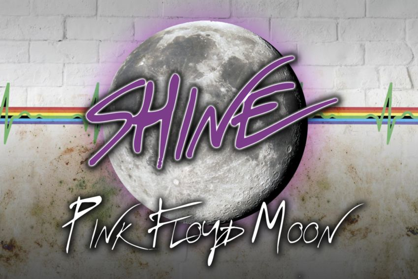 Shine - Pink Floyd Moon