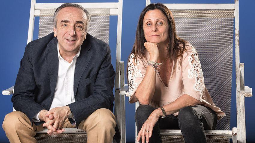 Si nota all'imbrunire con Silvio Orlando e Lucia Calamaro - Foto di Claudia Pajewski